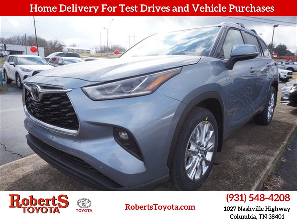 2020 Toyota Highlander Limited Columbia TN