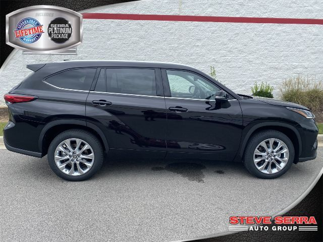 2020 Toyota Highlander Limited Decatur AL