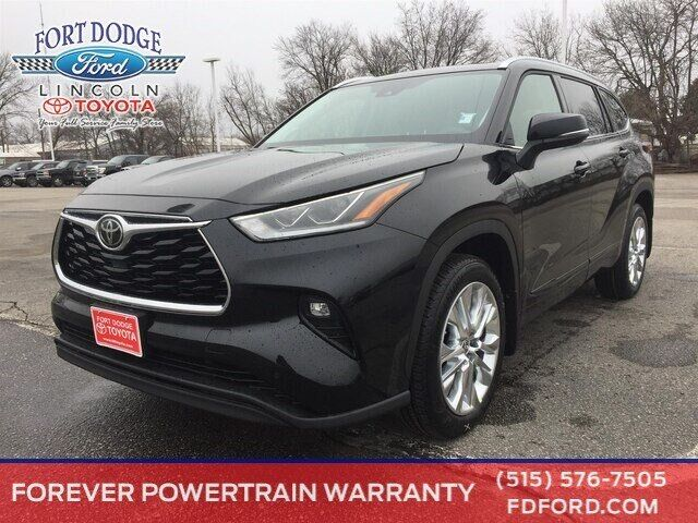 2020 Toyota Highlander Limited Fort Dodge IA