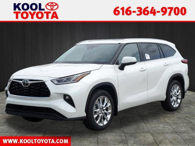 2020 Toyota Highlander Limited Grand Rapids MI