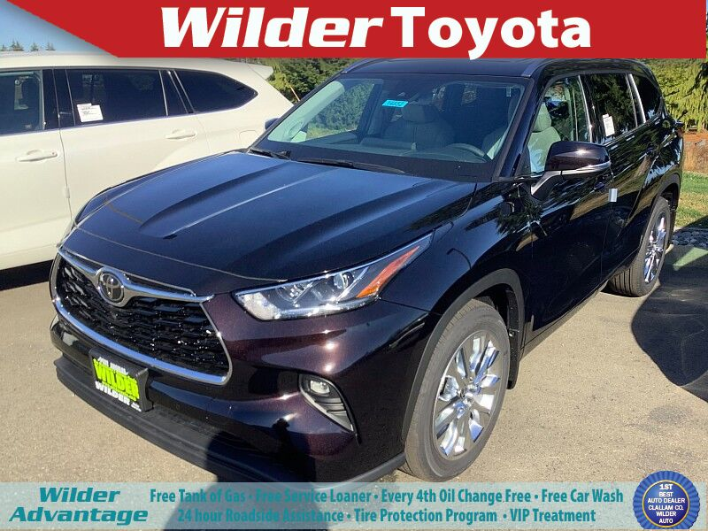 2020 Toyota Highlander Limited Port Angeles WA