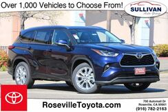 2020_Toyota_Highlander_Limited_ Roseville CA