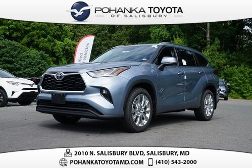 2020_Toyota_Highlander_Limited_ Salisbury MD