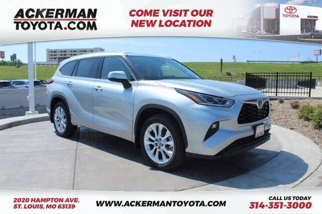 2020 Toyota Highlander Limited St. Louis MO