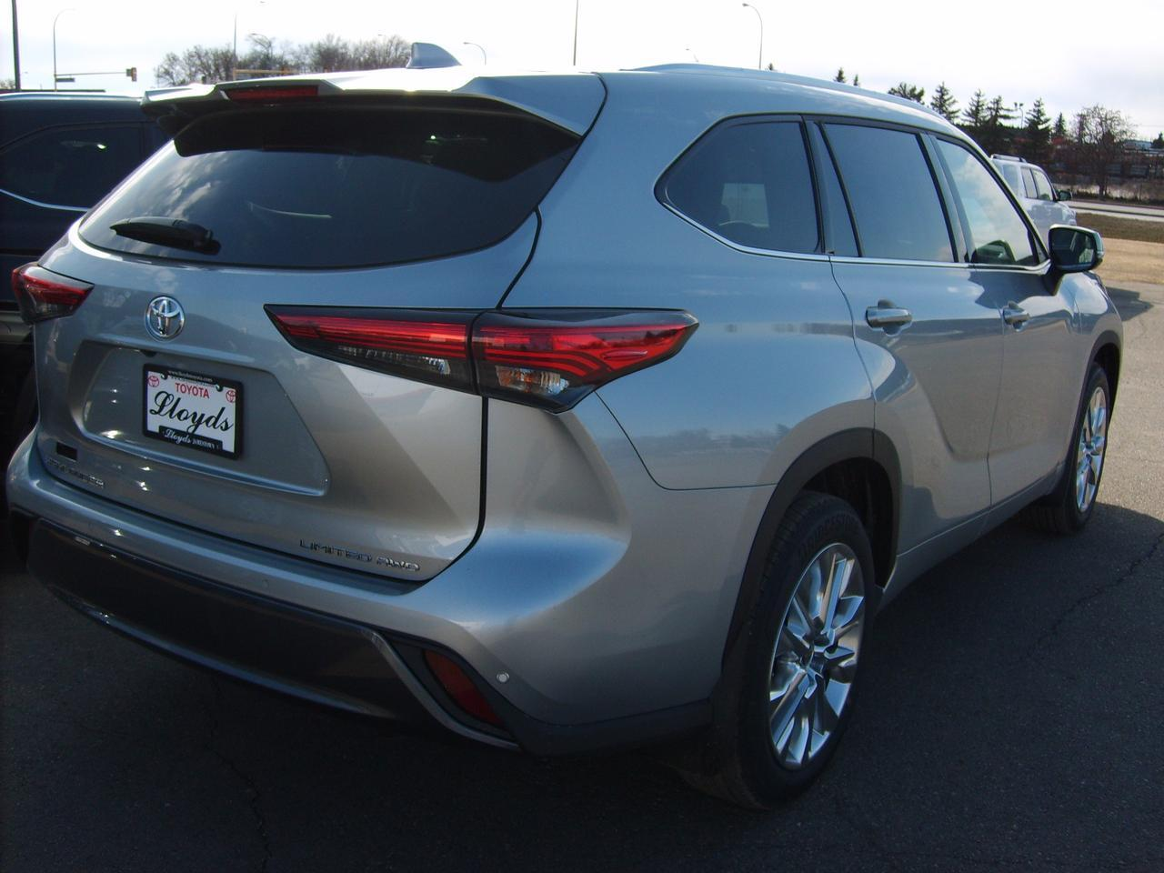2020 Toyota Highlander Limited V6 AWD Jamestown ND