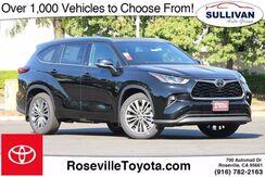 2020_Toyota_Highlander_Platinum_ Roseville CA
