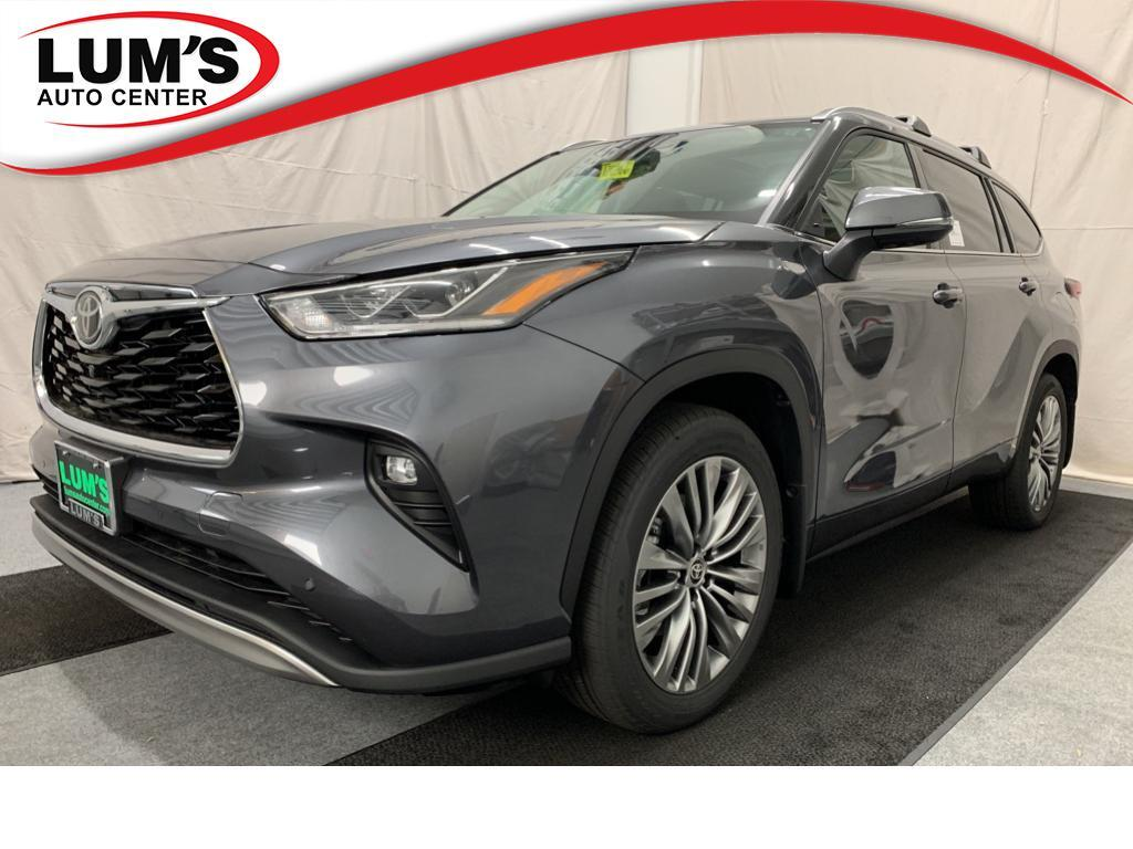 2020 Toyota Highlander Platinum Warrenton OR