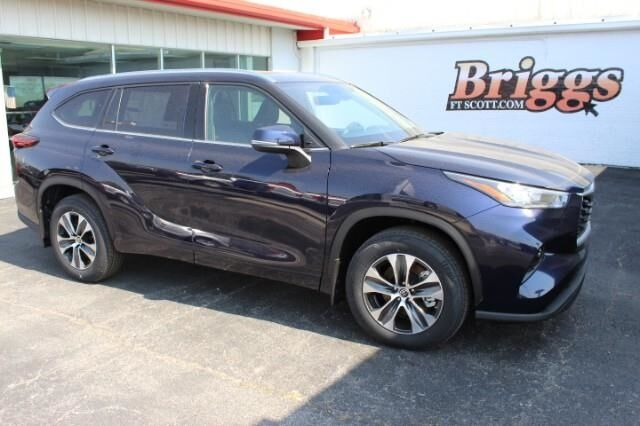 2020 Toyota Highlander XLE AWD Fort Scott KS