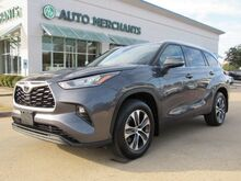2020_Toyota_Highlander_XLE AWD V6 SUNROOF APPLE CAR PLAY BACKUP CAM , 3RD ROW_ Plano TX