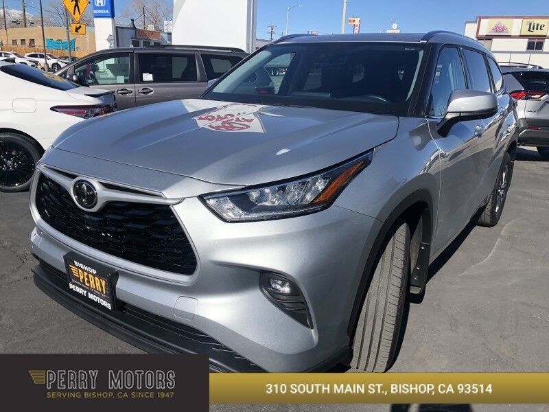 2020 Toyota Highlander XLE Bishop CA