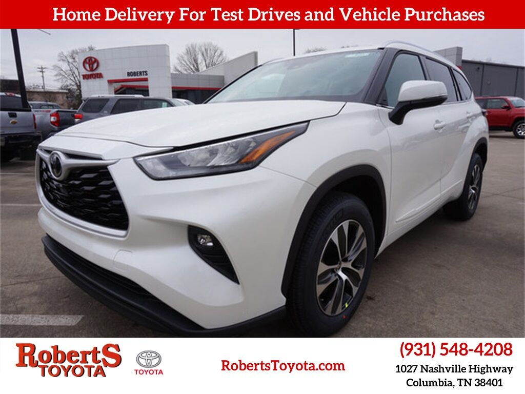 2020 Toyota Highlander XLE Columbia TN