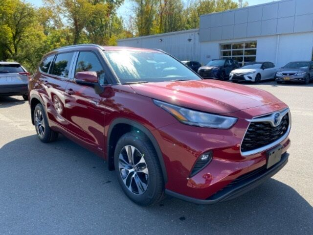2020 Toyota Highlander XLE Danbury CT