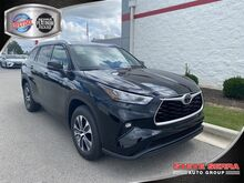 2020_Toyota_Highlander_XLE_ Decatur AL