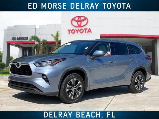 2020 Toyota Highlander XLE Delray Beach FL