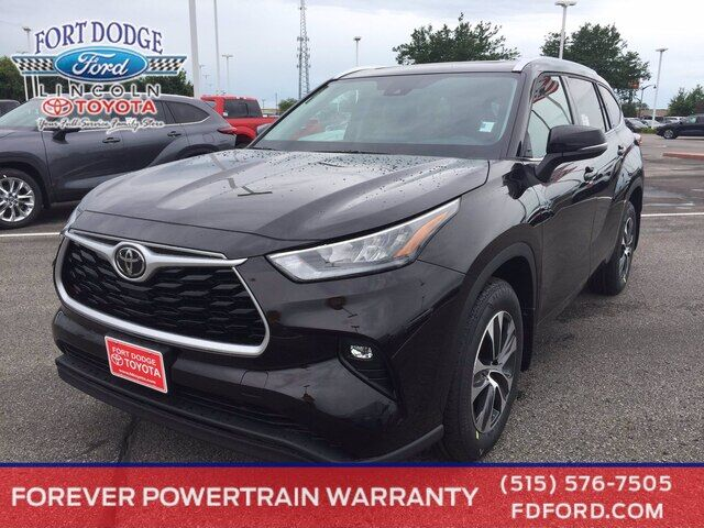 2020 Toyota Highlander XLE Fort Dodge IA