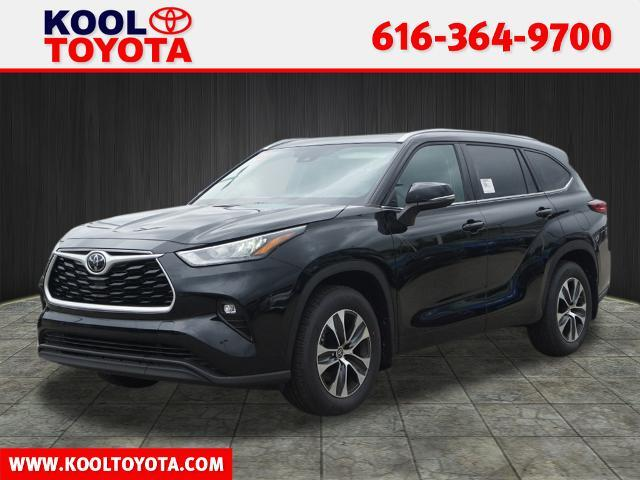 2020 Toyota Highlander XLE Grand Rapids MI