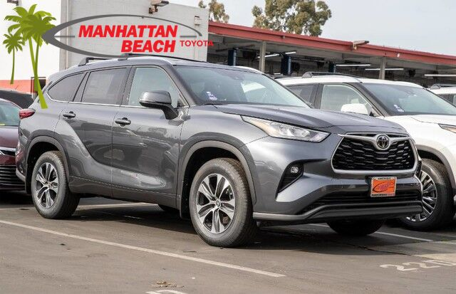 2020 Toyota Highlander XLE Manhattan Beach CA