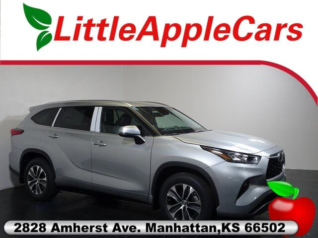2020 Toyota Highlander XLE Manhattan KS