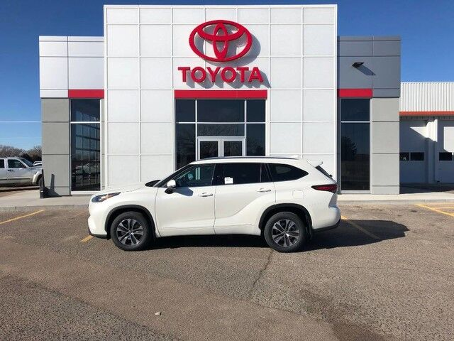 2020 Toyota Highlander XLE North Platte NE