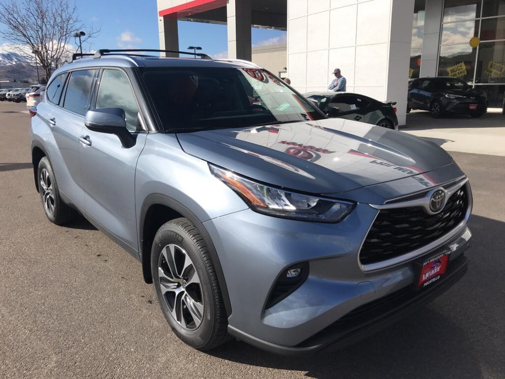 2020 Toyota Highlander XLE Pocatello ID