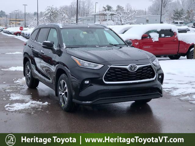 2020 Toyota Highlander XLE South Burlington VT