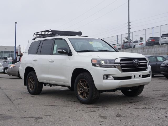 2020 Toyota Land Cruiser Heritage Edition 4WD