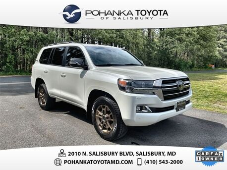 2020_Toyota_Land Cruiser_Heritage Edition_ Salisbury MD