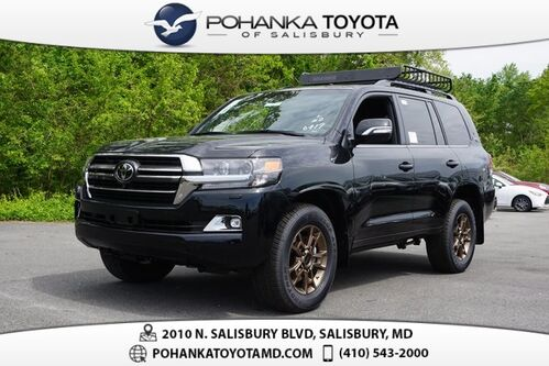 2020_Toyota_Land Cruiser_Heritage Edition_ Salisbury MD