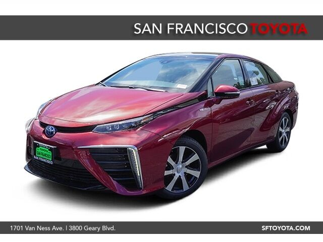 2020 Toyota Mirai 4 Door Sedan San Francisco CA