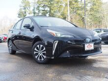 2020_Toyota_Prius_LE AWD-e_ Epping NH