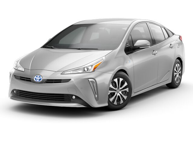 New 2020 Toyota Prius Le Awd E In South Lake Tahoe Ca