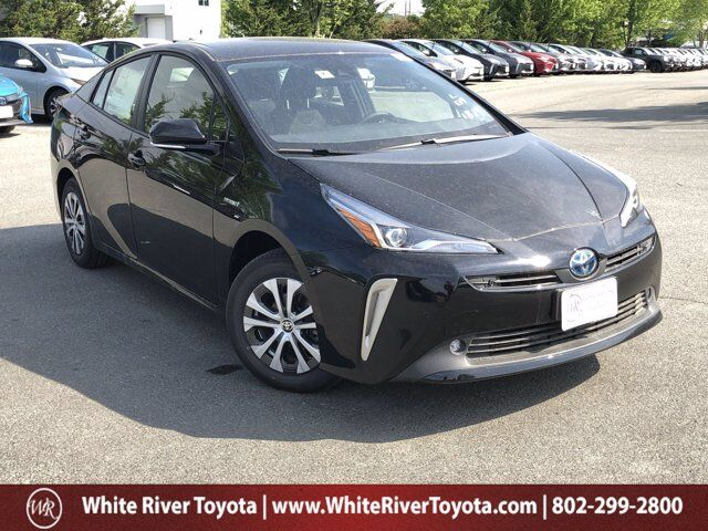 2020 Toyota Prius LE AWD- White River Junction VT