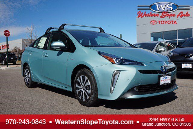 2020 Toyota Prius LE Grand Junction CO