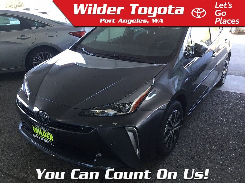 2020 Toyota Prius LE Port Angeles WA