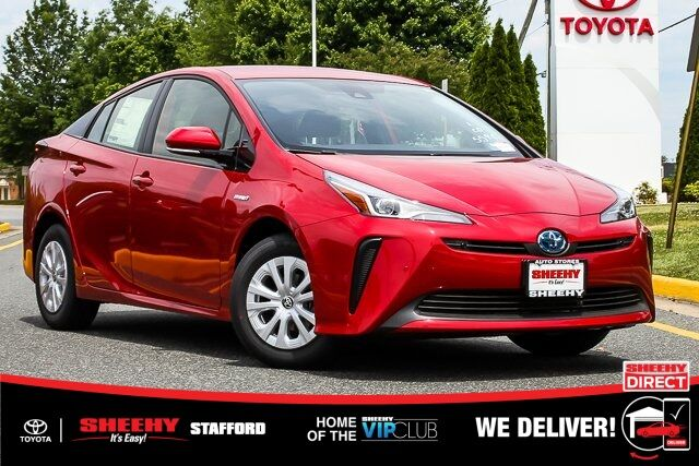 2020 Toyota Prius LE 5D Hatchback Stafford VA