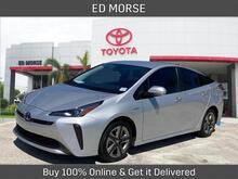 2020_Toyota_Prius_Limited_ Delray Beach FL