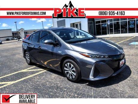 2020 Toyota Prius Prime LE Pampa TX