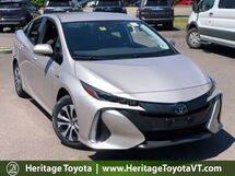 2020 Toyota Prius Prime LE South Burlington VT