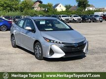 2020 Toyota Prius Prime LE South Burlington VT