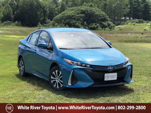 2020 Toyota Prius Prime LE White River Junction VT