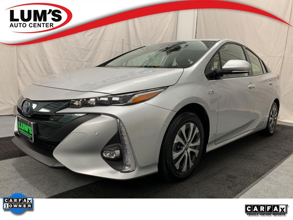 2020 Toyota Prius Prime LIMITED Warrenton OR