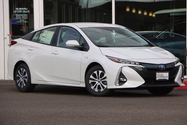 2020 Toyota Prius Prime Limited Corvallis OR