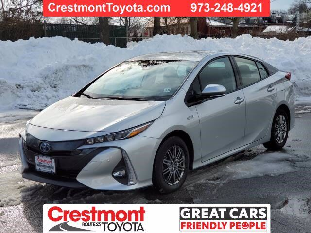 2020 Toyota Prius Prime Limited Pompton Plains NJ