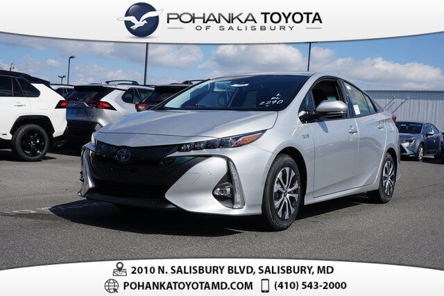 2020 Toyota Prius Prime Limited Salisbury MD