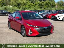 2020 Toyota Prius Prime Limited South Burlington VT