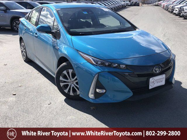 2020 Toyota Prius Prime Limited White River Junction VT