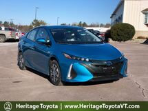 2020 Toyota Prius Prime XLE South Burlington VT