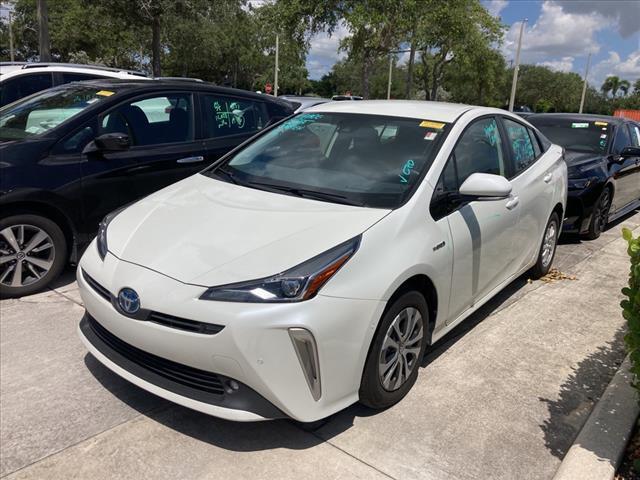 2020 Toyota Prius XLE AWD-e Delray Beach FL