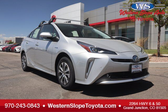 2020 Toyota Prius XLE AWD- Grand Junction CO