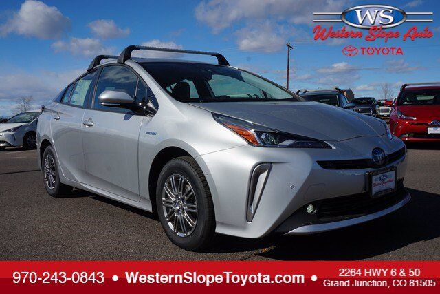 2020 Toyota Prius XLE Grand Junction CO